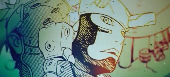 Samurai 8: Hachimaruden, el nuevo manga del creador de Naruto