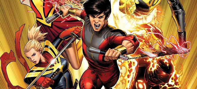 Marvel Studios trabaja en una película de Shang-Chi