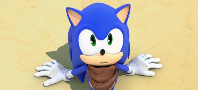 Primer teaser de Sonic the Hedgehog