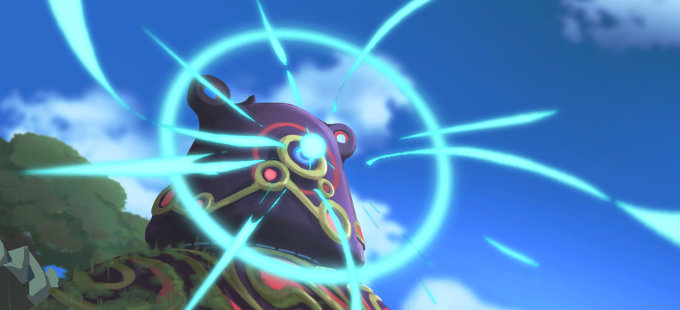 Si The Legend of Zelda: Breath of the Wild fuera un anime...
