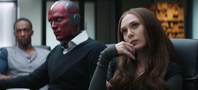 Vision and the Scarlet Witch, otra serie más de Disney Plus