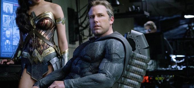 Ben Affleck no volverá como Batman