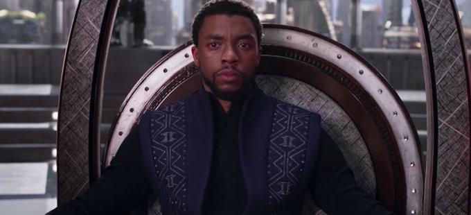 Black Panther está nominada a siete Óscares