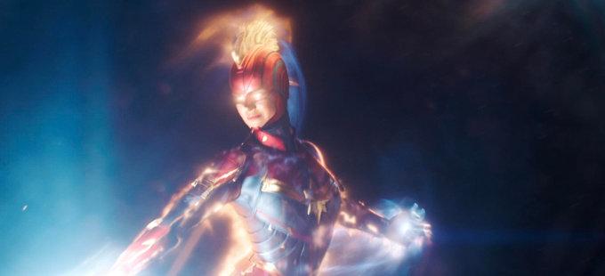 Captain Marvel consigue un nuevo y genial tráiler