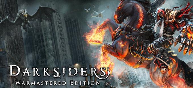 Darksiders Warmastered Edition para Nintendo Switch revelado antes de tiempo