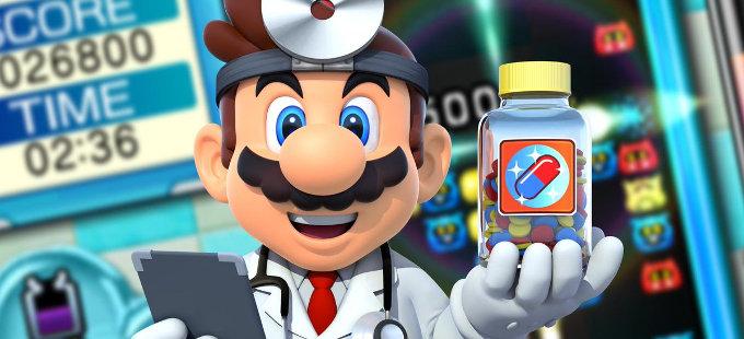 Dr. Mario World para móviles saldrá en verano