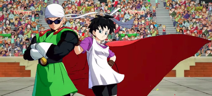 Dragon Ball FighterZ para Nintendo Switch tendrá a Jiren, Videl y más