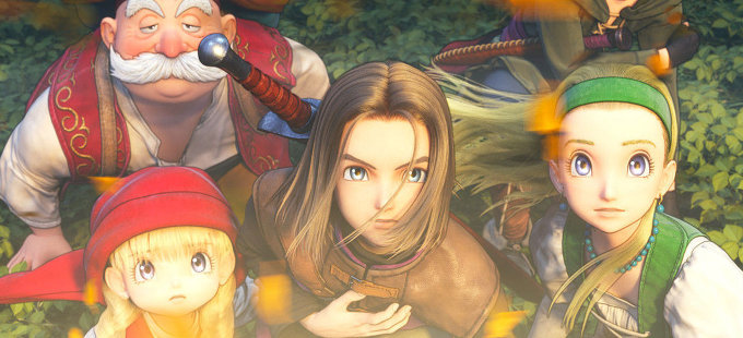 Dragon Quest XI S para Nintendo Switch tendrá escenarios adicionales