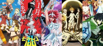 Guía de Anime de Invierno 2019