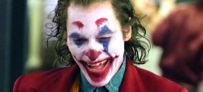 El guión de Joker se reescribió sobre la marcha