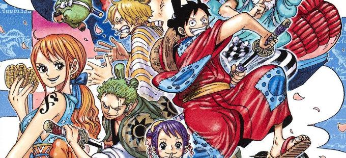 """El manga de One Piece está """"cerca"""" de su final"""