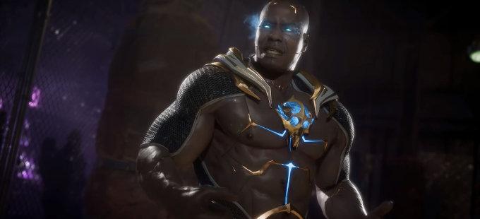Viendo de cerca a Geras de Mortal Kombat 11 para Nintendo Switch