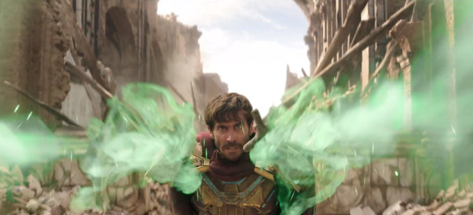 ¿Por qué Jake Gyllenhaal aceptó ser Mysterio en Spider-Man: Far From Home?