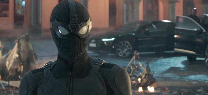 Spider-Man: Lejos de casa estrena su primer tráiler