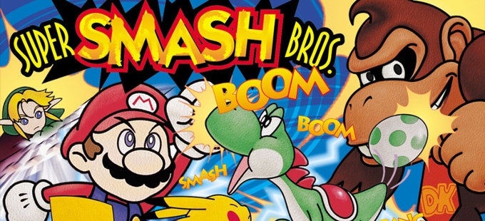 ¡Feliz 20 Aniversario, Super Smash Bros.!