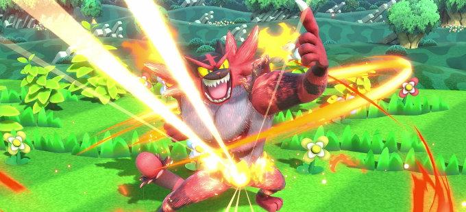 ¿Cómo ganó Incineroar su lugar en Super Smash Bros. Ultimate?
