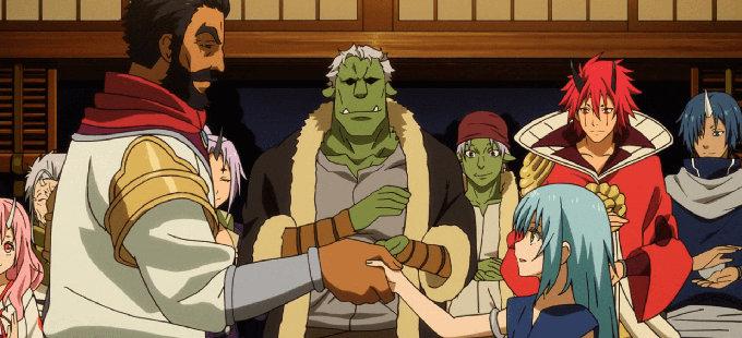 Tensei Shitara Slime Datta Ken y sus orígenes