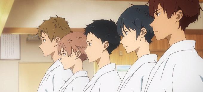 El anime de Tsurune tendrá un episodio adicional