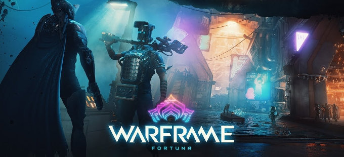 Fortuna en camino de Warframe para Nintendo Switch