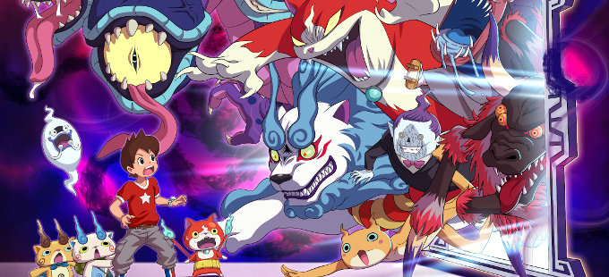Yo-Kai Watch 4 para Nintendo Switch cada vez se ve mejor