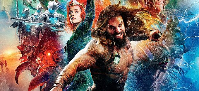 El éxito de Aquaman... ¿fragmentará al DCEU?