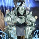 Nueva figura de Alphonse y Edward Elric de Fullmetal Alchemist