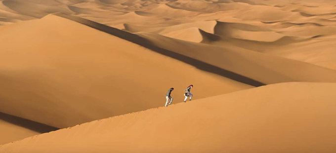 ¿Dejará Jason Momoa el mar e irá al desierto?