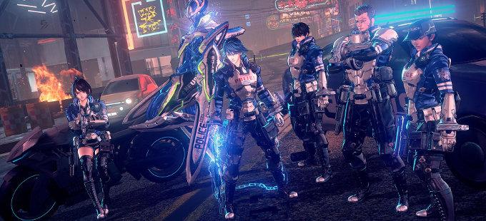 Astral Chain, de los responsables de Bayonetta y NieR: Automata