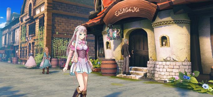 Atelier Lulua para Nintendo Switch ya tiene fecha para América