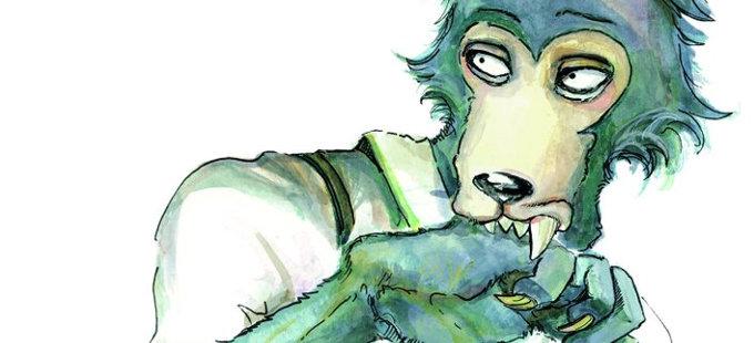 El manga de BEASTARS... ¿tendrá su anime?