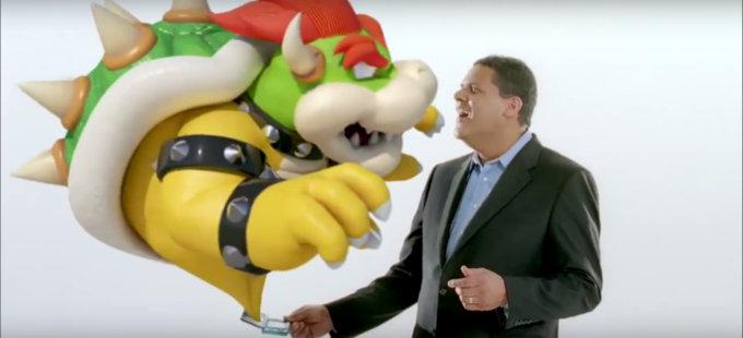 ¿Predijo Paper Mario al próximo presidente de Nintendo de América