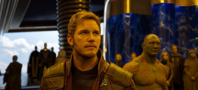 Guardians of the Galaxy Vol. 3 sí usará el guión de James Gunn