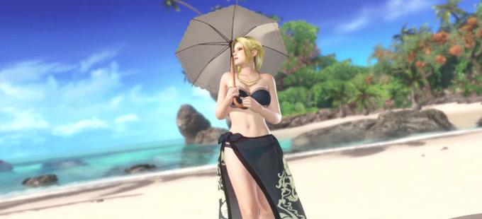 Dead or Alive Xtreme 3: Scarlet para Nintendo Switch obtiene a Helena y Kokoro