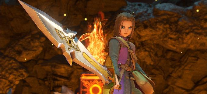 Dragon Quest XI S para Nintendo Switch levanta ámpula