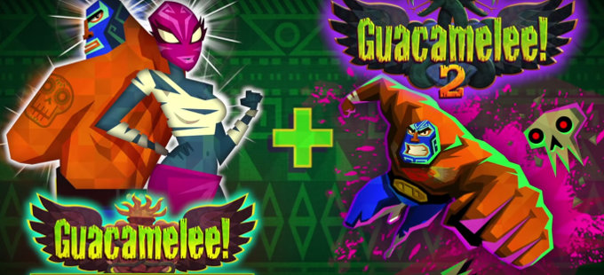Guacamelee! One-Two Punch Collection para Nintendo Switch anunciada