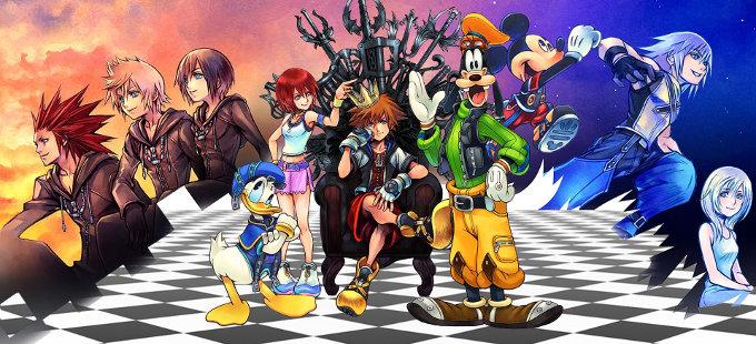 ¿Podríamos ver Kingdom Hearts para Nintendo Switch?