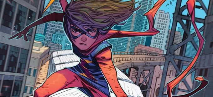 ¿Estará Ms. Marvel en la película de Capitana Marvel?
