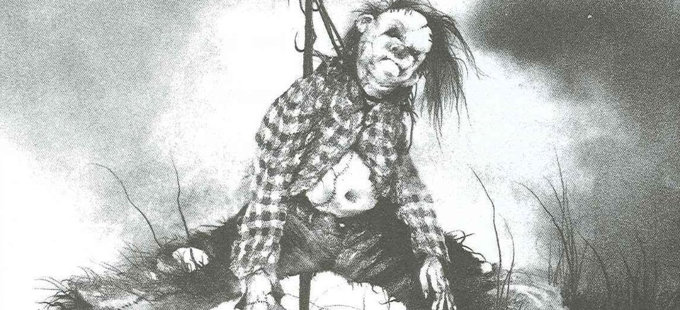 Guillermo del Toro revela el póster de Scary Stories to Tell in the Dark