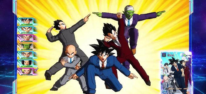 ¡Crea tarjetas en Super Dragon Ball Heroes: World Mission!