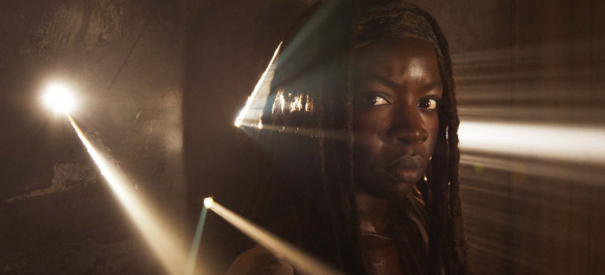 ¿Hasta cuándo seguirá Michonne en The Walking Dead?