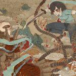 Póster chino de Battle Angel: La última guerrera