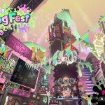 Spring Fest - Splatoon 2
