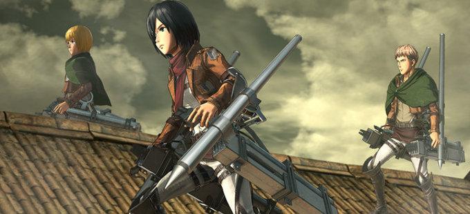 La tercera temporada de Shingeki no Kyojin inspira Attack on Titan 2: Final Battle