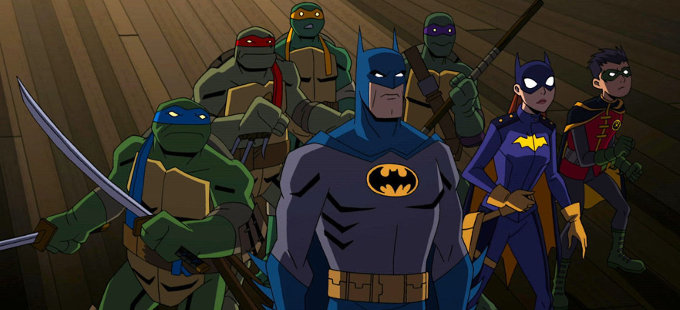 Batman vs. las Tortugas Ninja, crossover extraño pero interesante