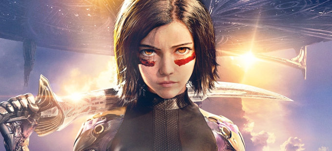 Battle Angel: La Última Guerrera triunfa en China