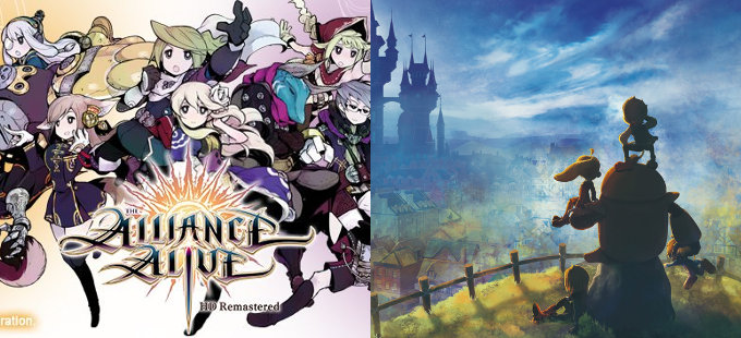 Destiny Connect y The Alliance Alive para Nintendo Switch, en camino a Occidente