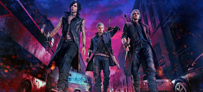 ¿Cómo veríamos Devil May Cry 5 para Nintendo Switch?