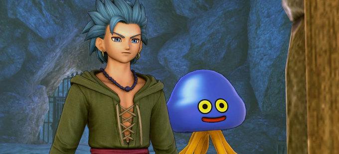 Dragon Quest XI S para Nintendo Switch a través de nuevos detalles