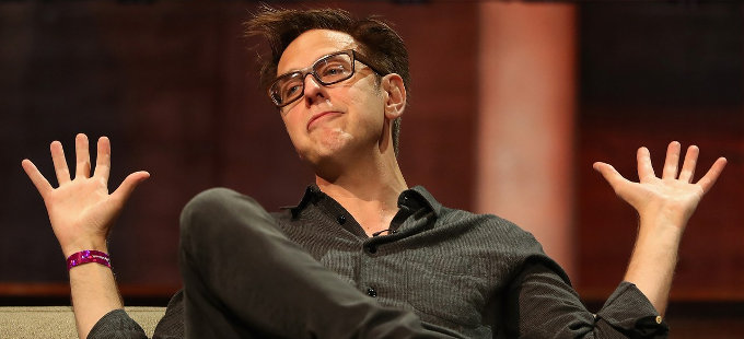 James Gunn recontratado por Disney para dirigir Guardians of the Galaxy Vol. 3
