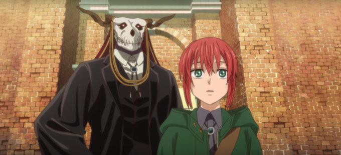 ¿Cómo se vería la segunda temporada de Mahou Tsukai no Yome?